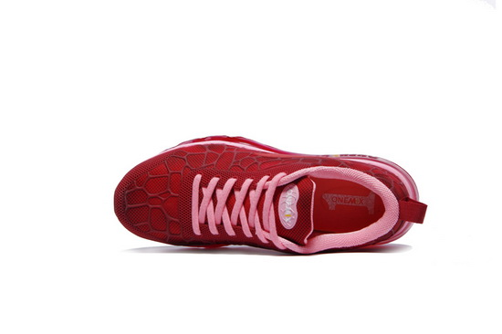ONEMIX Red/Red Jayhawk Breathable Lucky Women's Shoes