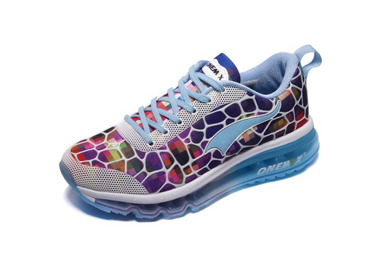 ONEMIX Stained Glass Jayhawk Sport Travelling Women's Shoes