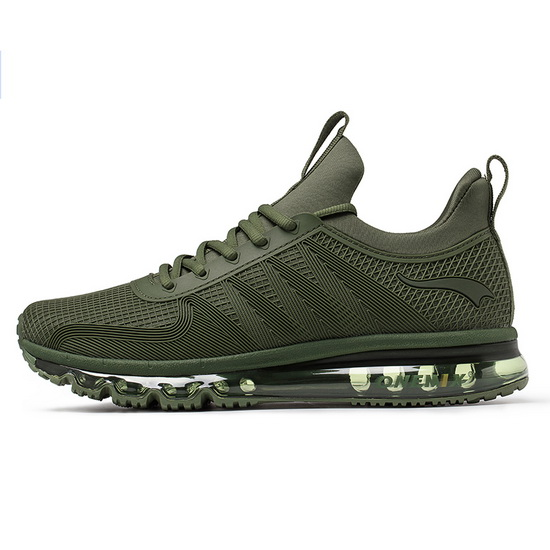 ONEMIX Army/Army Ravens Walking Cushioning Men's Shoes