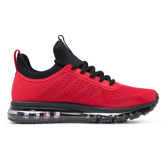 ONEMIX Red/Black Ravens Outdoor High-tech Men's Shoes
