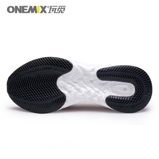 ONEMIX Red/White Energy 58 Cushioning Outdoor Men's Shoes
