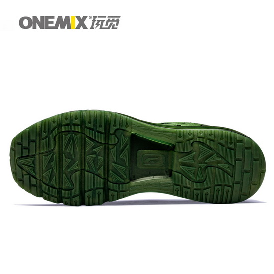 ONEMIX Army Predators Lifestyle Anti-skid Men's Air Cushion Shoes