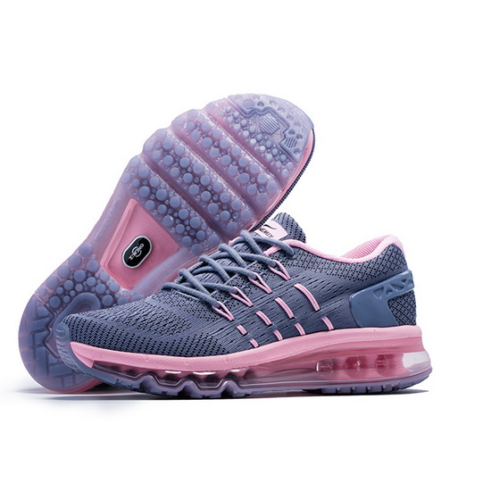 ONEMIX Gray/Pink Predators Mesh Travelling Women's Shoes