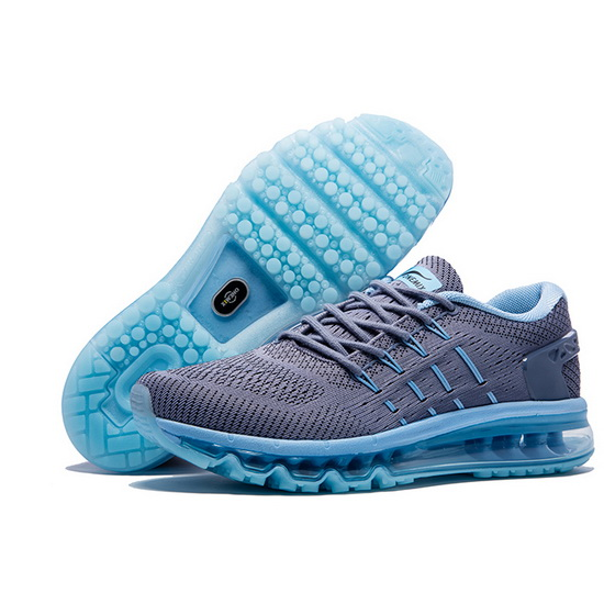 ONEMIX Gray/SkyBlue Predators Athletic Running Men's Shoes
