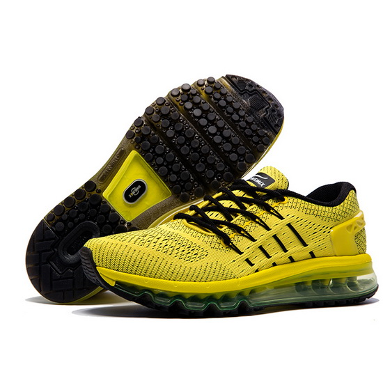 ONEMIX Yellow Predators Lightweight Unique Style Men's Shoes