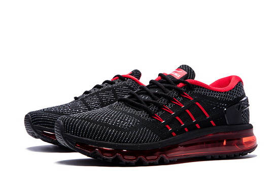 ONEMIX Black/Red Predators Outdoor Running Men's Shoes