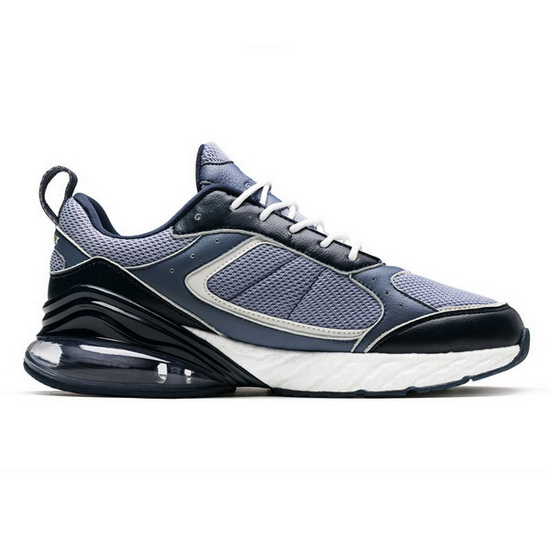 ONEMIX Ranger Gray/Black Air Cushion Lucky Men's Shoes - Click Image to Close
