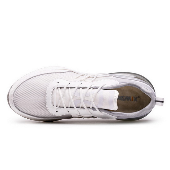 ONEMIX Grizzly White/Gray Lifestyle Cushioning Men's/Women's Shoes