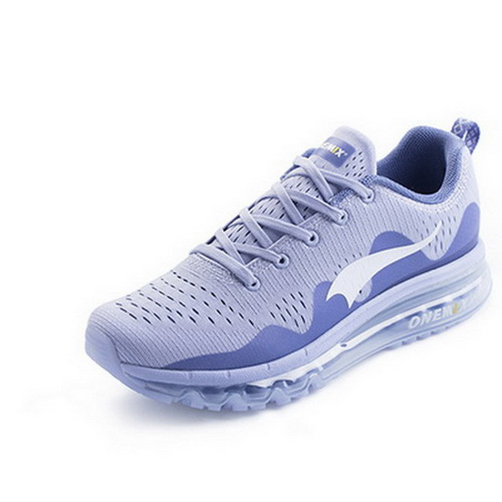 ONEMIX Wave-like CornflowerBlue Lifestyle Running Unisex Shoes