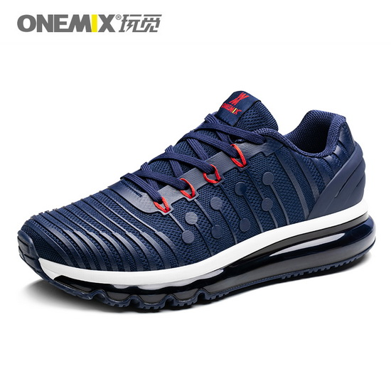 ONEMIX Challenger Dark Blue Lightweight Trekking Men's Shoes
