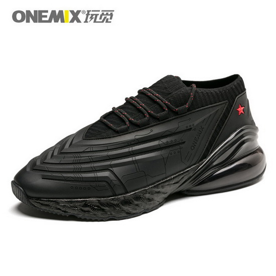 ONEMIX Rapscallion Black/Black Comfortable Sport Men's/Women's Shoes