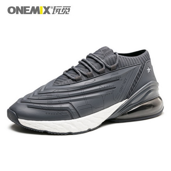 ONEMIX Rapscallion Dark Gray Unique Style Athletic Men's Shoes