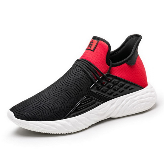 ONEMIX Scorpion Black/Red Outdoor Running Men's Shoes