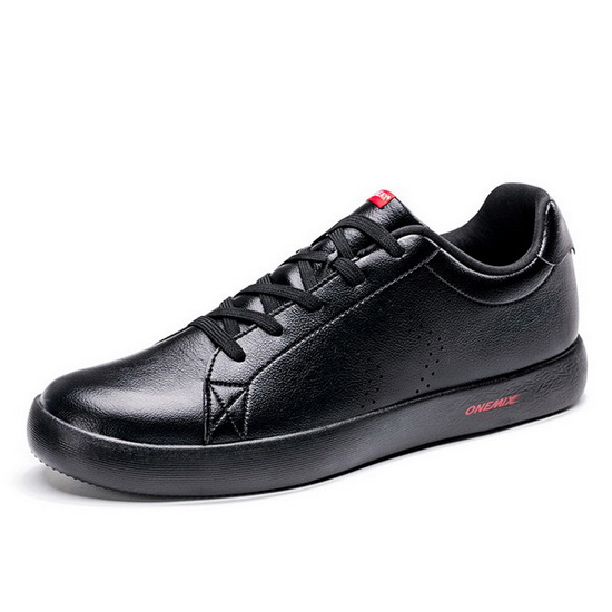 ONEMIX Dominator Black/Black Athletic Travelling Unisex Shoes