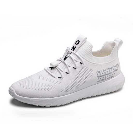 ONEMIX Wingman White Breathable Outdoor Women's/Men's Shoes