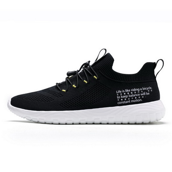 ONEMIX Wingman Black/White Mesh Lightweight Men's/Women's Shoes
