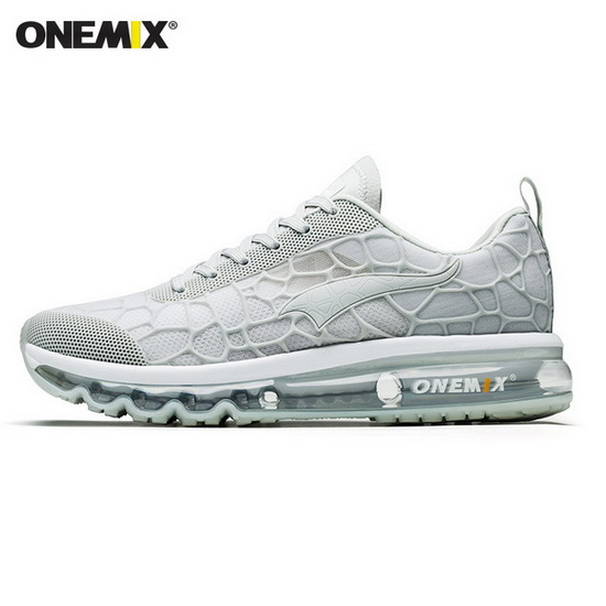 ONEMIX DJ Yonder Light Gray Cushioning Travelling Women's Shoes