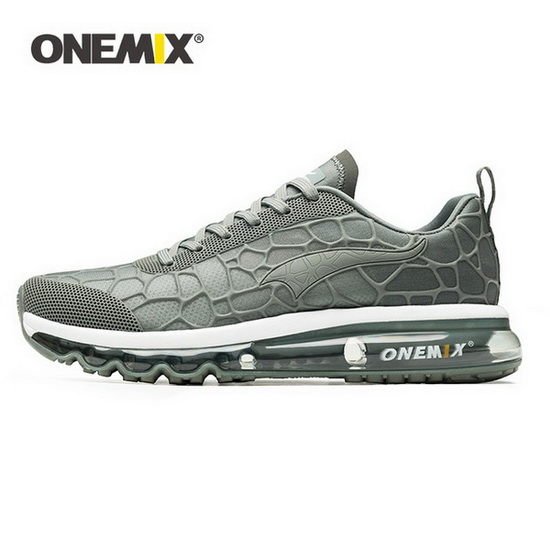 ONEMIX DJ Yonder Neutral Grey Running Gym Sport Men's Shoes