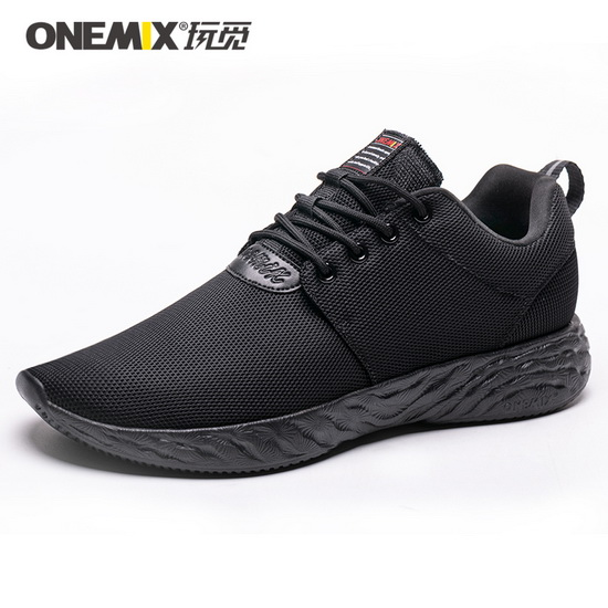 ONEMIX Trailblazer Black/Black Lifestyle Sport Women's/Men's Shoes