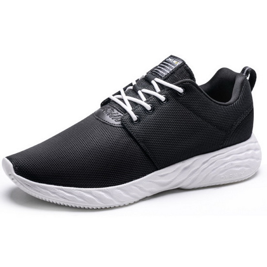 ONEMIX Trailblazer Black/White Breathable Mesh Men's/Women's Shoes