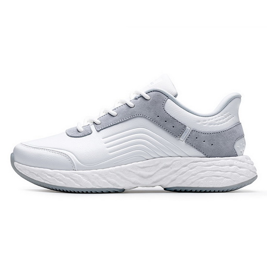 ONEMIX Bunny Brawler White/Gray Comfortable Lifestyle Unisex Shoes - Click Image to Close
