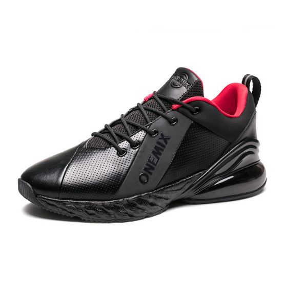 ONEMIX Dragoon Black/Red Sport Lightweight Men's/Women's Shoes