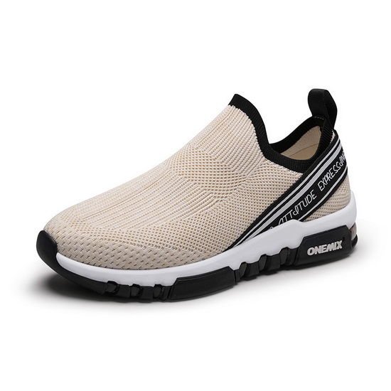 ONEMIX Void Ray Gray Breathable Lightweight Men's Shoes