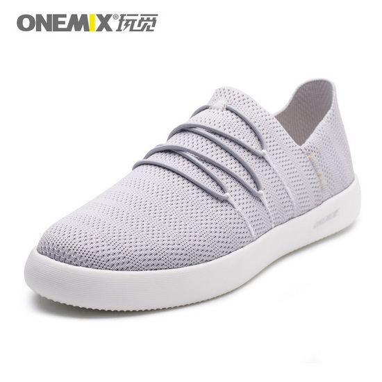 ONEMIX Marauders Gray Sport Trekking Men's Shoes