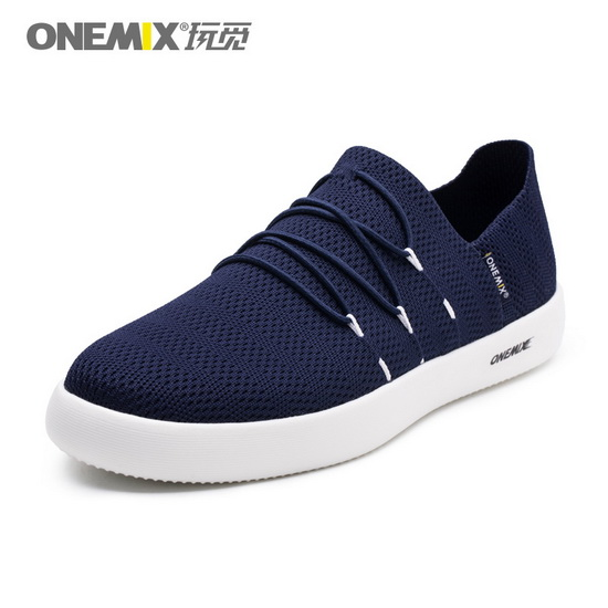 ONEMIX Marauders Dark Blue Walking High-tech Men's Shoes