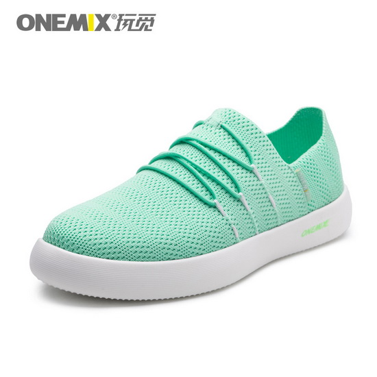 ONEMIX Marauders Light Green Mesh Outdoor Women's Shoes