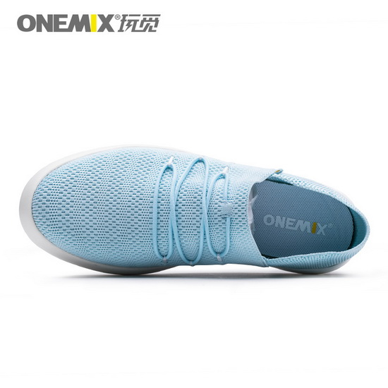 ONEMIX Marauders Sky Blue Athletic Travelling Women's Shoes