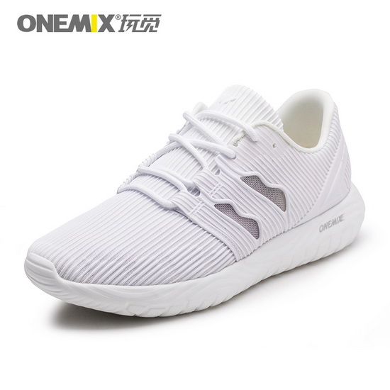 ONEMIX Baneling White Summer Super Light Men's Shoes