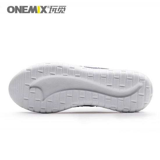 ONEMIX Baneling Gray Trainers Sport Men's Shoes