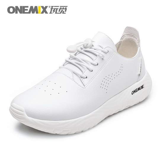 ONEMIX Hellion White Lifestyle Lightweight Women's/Men's Shoes