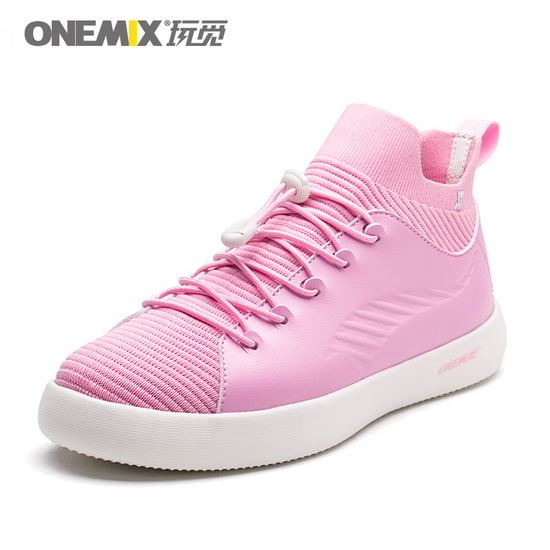 ONEMIX Immortal Pink Breathable Outdoor Women's Shoes