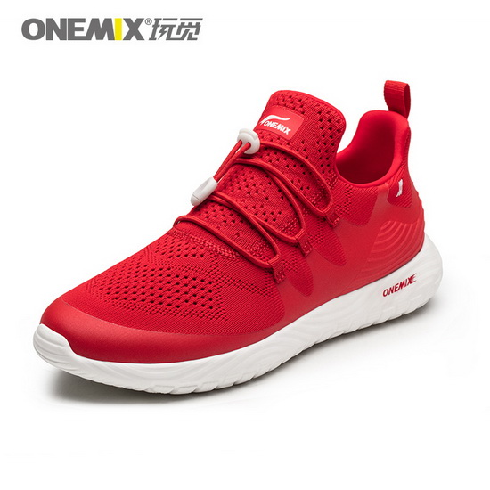 ONEMIX Archon Red Summer Mesh Women's/Men's Shoes