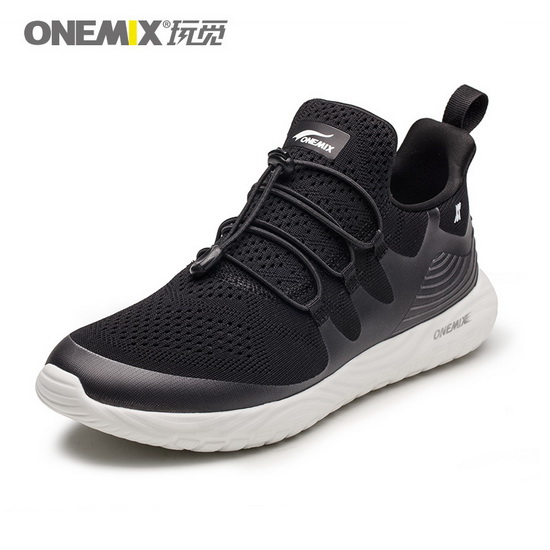 ONEMIX Archon Black Trekking Breathable Women's/Men's Shoes