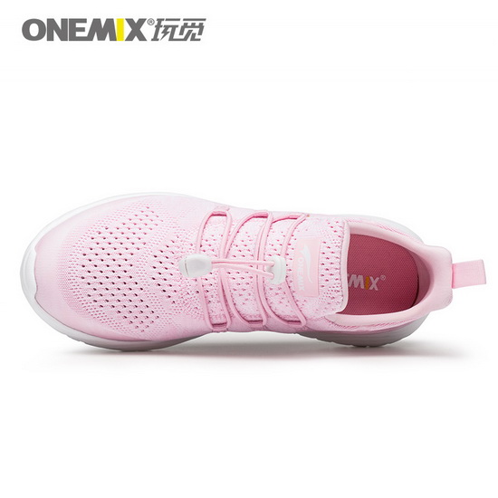 ONEMIX Archon Pink College Style Comfortable Women's Shoes