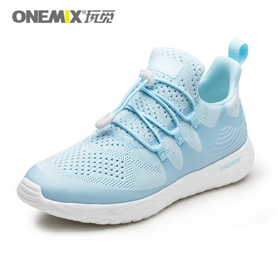 ONEMIX Archon Skyblue Unique Style Running Women's Shoes