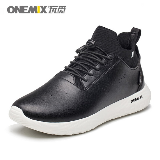 ONEMIX Banshee Black/White Sport Lightweight Unisex 3in1 Set Shoes