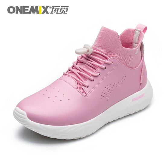 ONEMIX Banshee Pink Walking Athletic Women's 3in1 Set Shoes