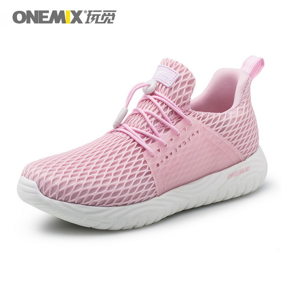 ONEMIX Swordfish Pink Walking Lifestyle Women's Shoes