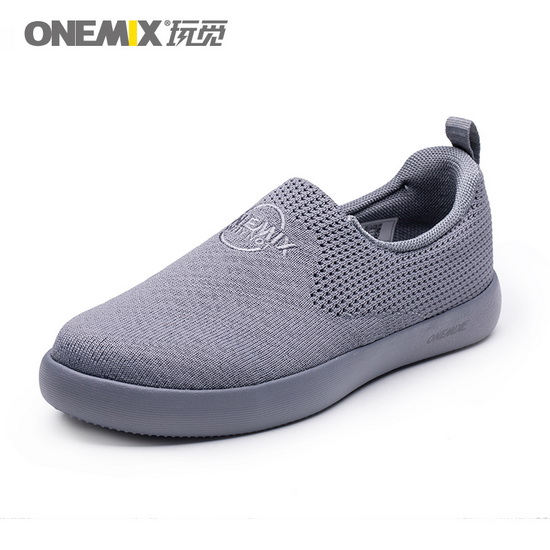 ONEMIX Peregrine Gray Lightweight Summer Men's/Women's Shoes