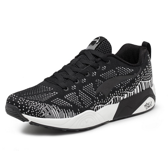 ONEMIX Warthogs Black/White Unique Style Running Men's/Women's Shoes