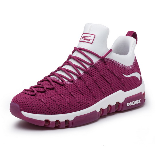 ONEMIX Wednesday DarkMagenta Lifestyle Walking Women's/Men's Shoes