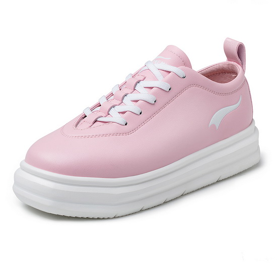 ONEMIX Thorns Pink Waterproof Soft Leather Women's Shoes