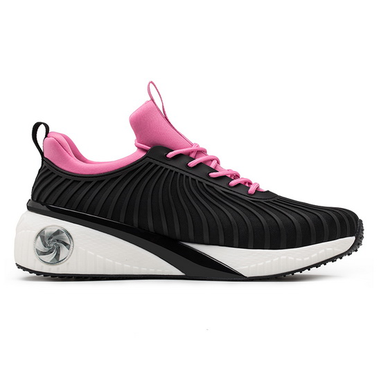 ONEMIX Hurricane Black/Pink Outdoor Breathable Women's Shoes
