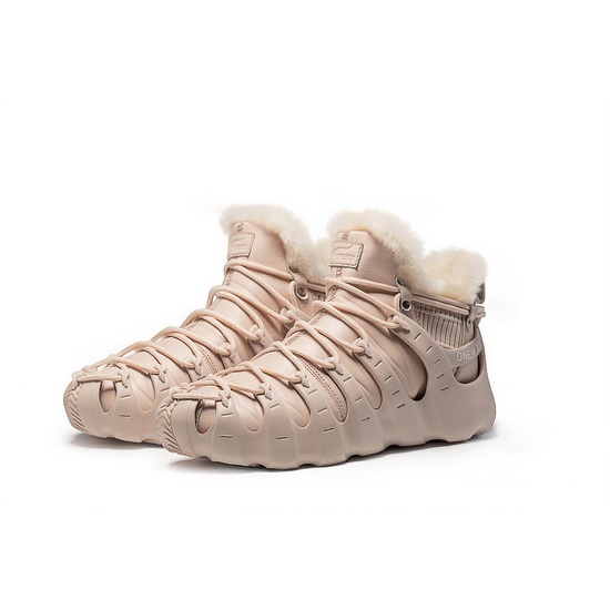 ONEMIX Winter Rose Gold Warm High-tech Women's/Men's Shoes