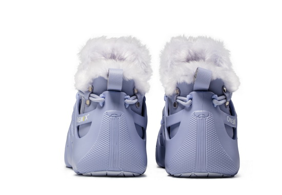 ONEMIX Winter LightSteelBlue Trekking Warm Men's/Women's Shoes