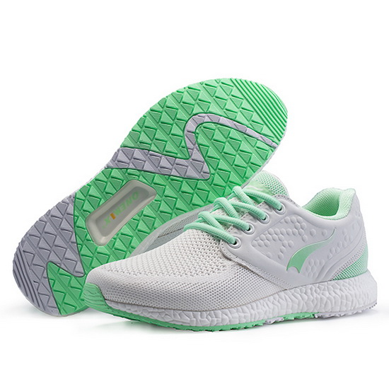 ONEMIX Yesterday White/Green Balance Breathable Women's Shoes